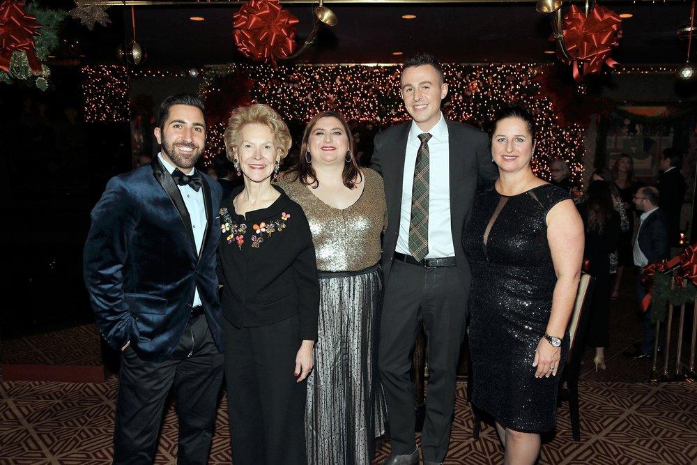 Brian Shahwan, Elizabeth Stribling, Elizabeth Ann Stribling-Kivlan, Garrett Derderian, Rebecca Cleary