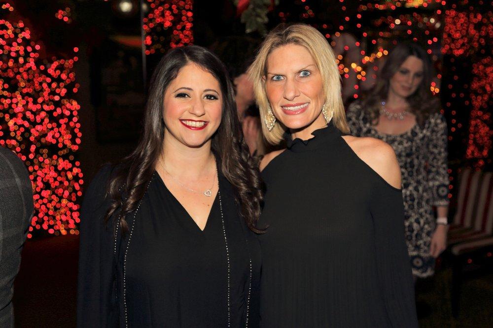 Sarah Alvarez, Jacklyn Boulan