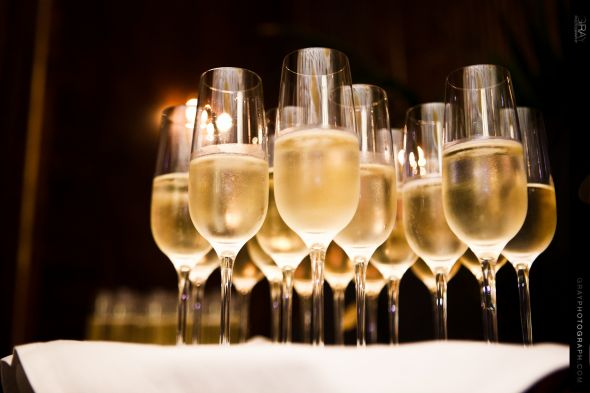 Why Do We Drink Champagne On New Year's Eve?