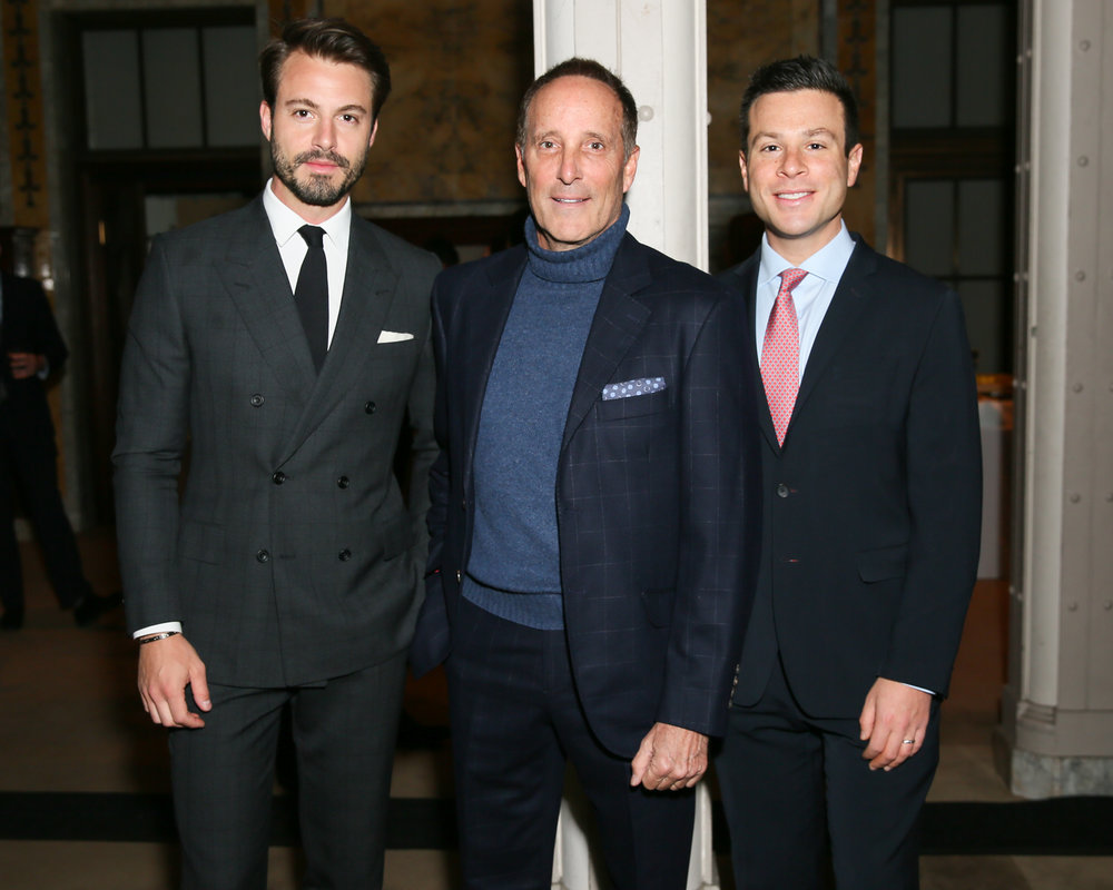 Emanuele Fiore, Richard Steinberg & Alex Mignogna