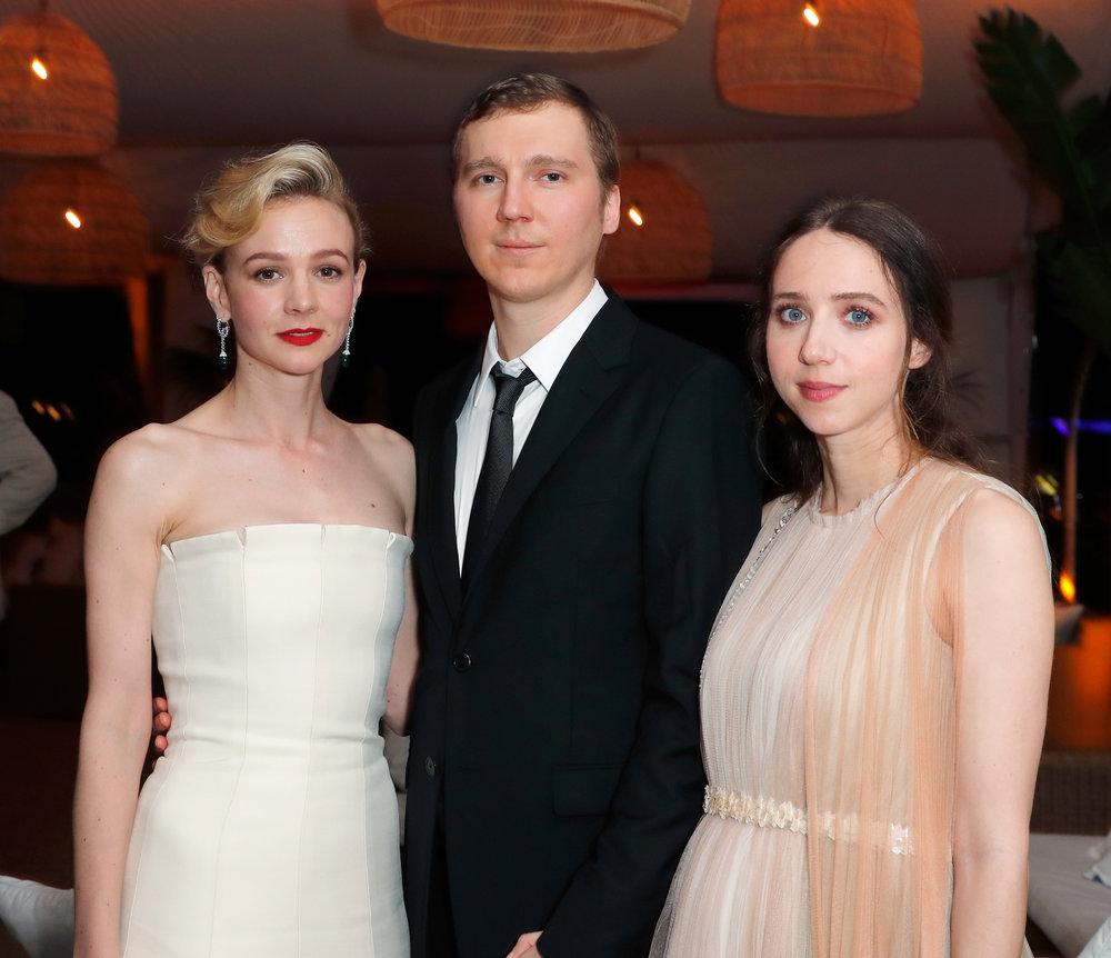 Carey Mulligan, Paul Dano, and Zoe Kazan