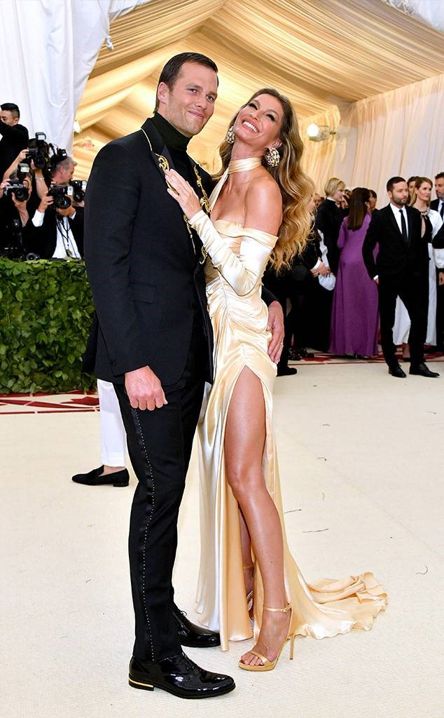 Tom Brady and Gisele Büdchen