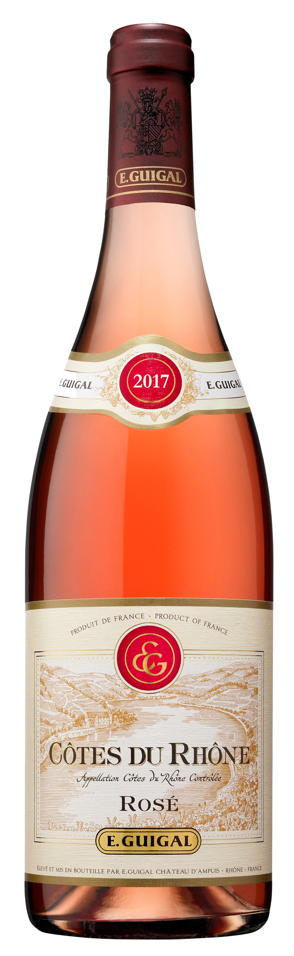 Guigal Côtes du Rhône 2017 Rosé