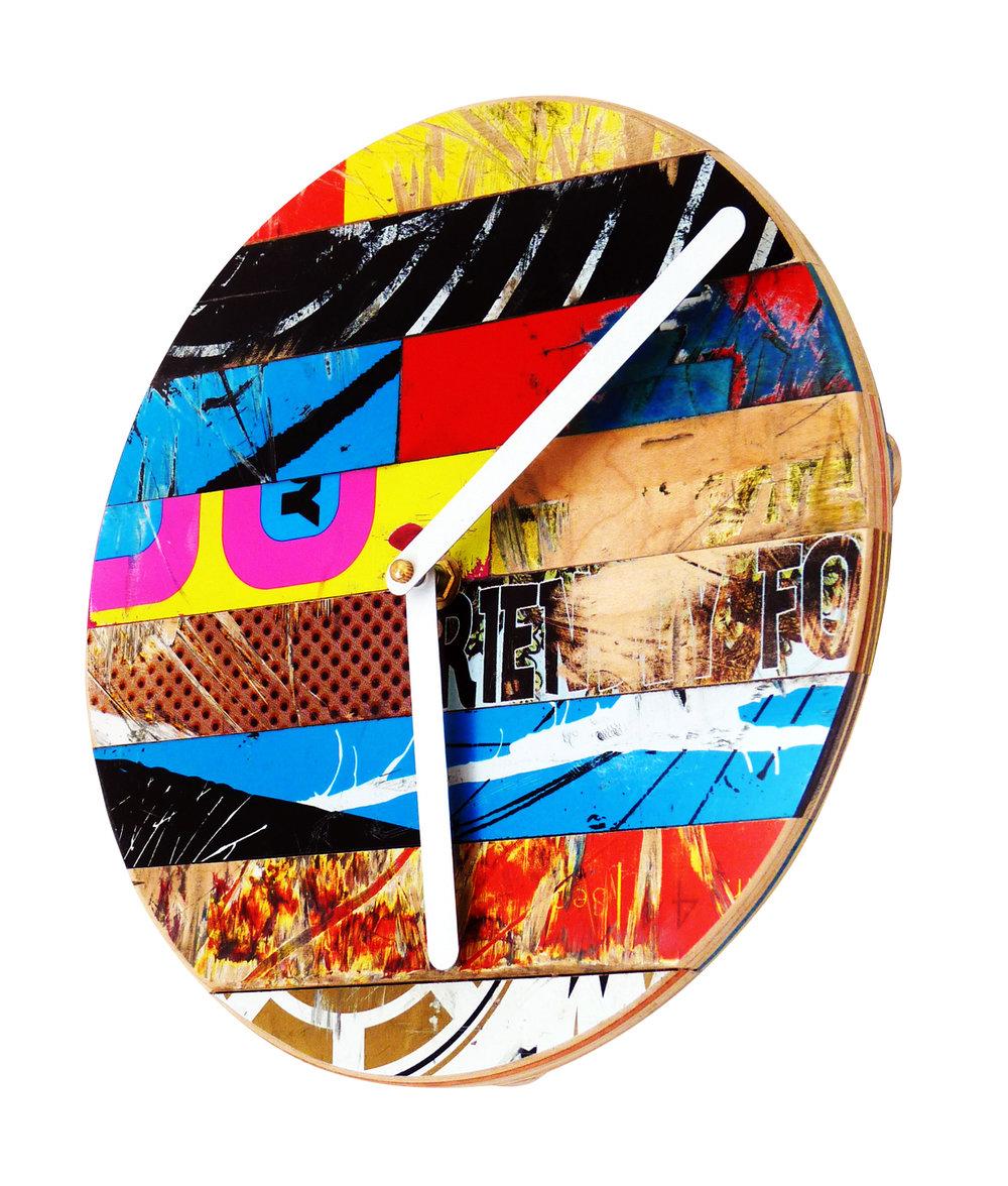 Houzz_Recycled Skateboard Wall Clock.jpg