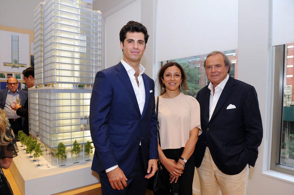 Alessandro Pallaoro, Chiara Saulle, Mario Platero