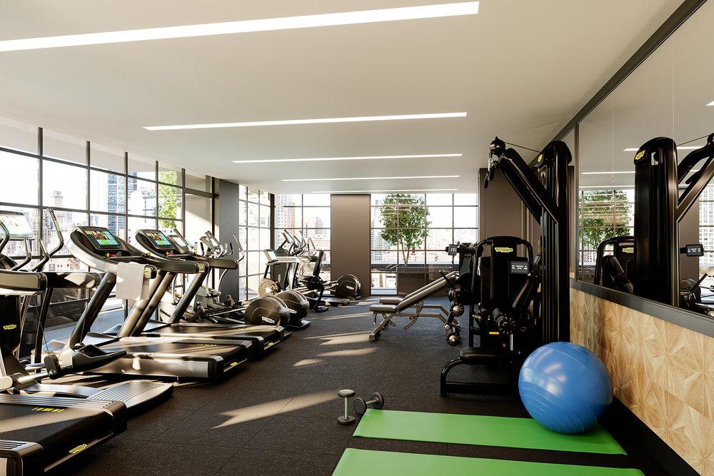 1 Flatbush Fitness Center