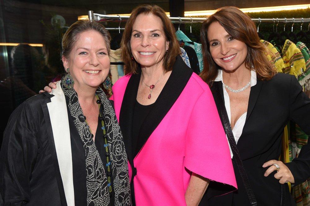 Felicia Taylor, Barbara Zweig, Carole Cris