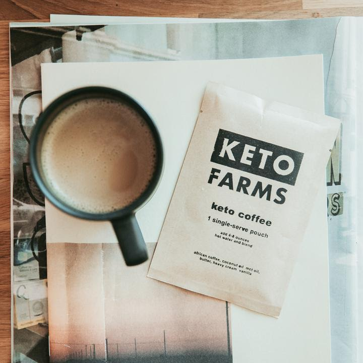 Off The MRKT Keto Coffee