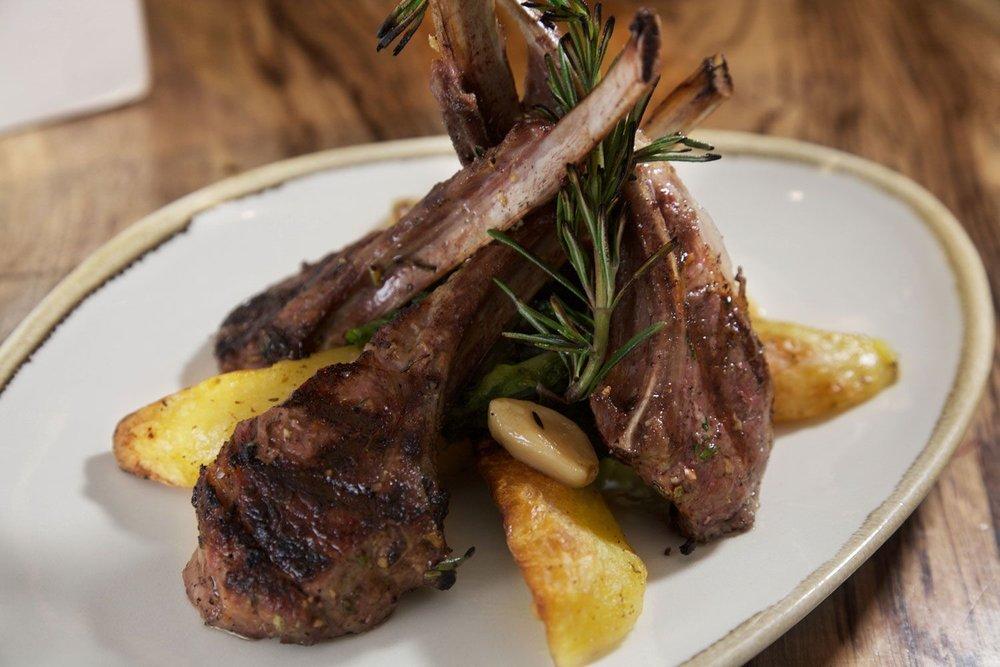 Kellari Lamb Chop