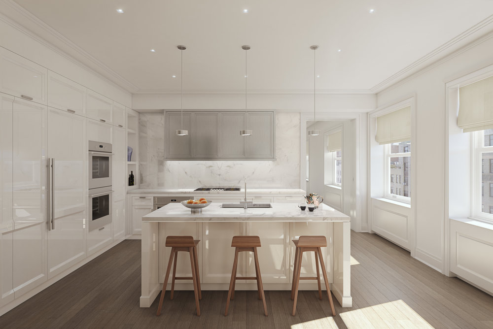 DBOX_HFZ_The Belnord_Residence_Typical Kitchen A-Island.jpg