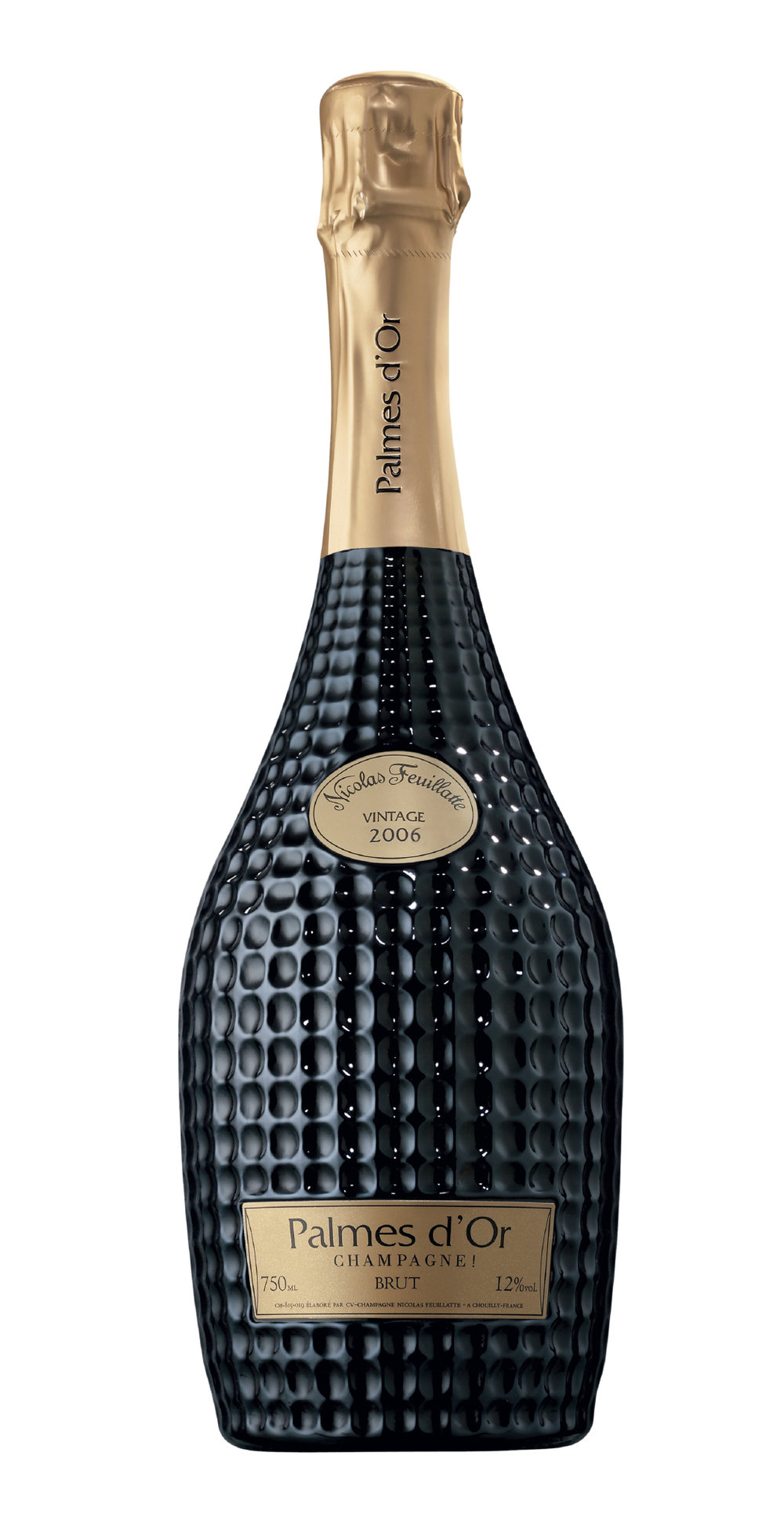 Champagne Nicolas Feuillatte's Palmes d'Or