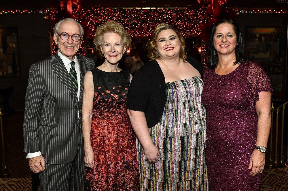 Guy Robinson, Elizabeth Stribling, Elizabeth Ann Stribling-Kivlan, Rebecca Cleary