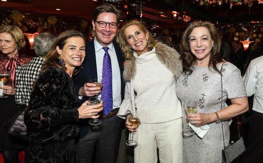 Catherine McDonald, Hunter Hulshizer, Lori Huler Glick, Julie Perlin