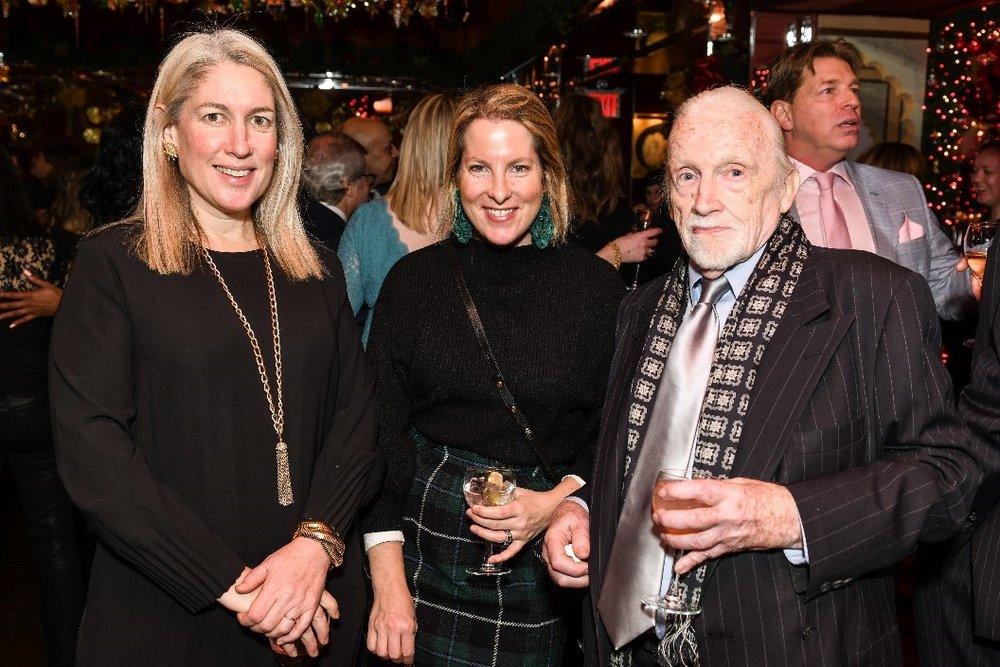: Anna Hall, Cornelia Van Amburg, Peter Browne