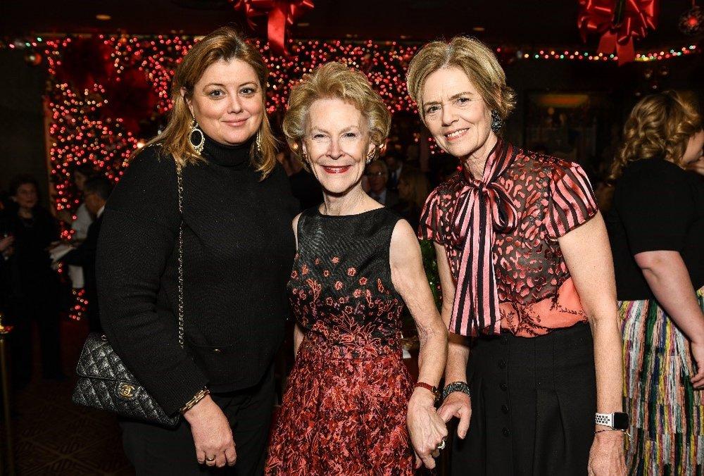 Christine Miller Martin, Elizabeth Stribling, Lib Goss