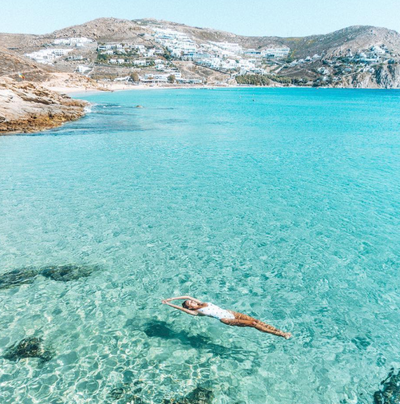 Photo by:  @unlimitedmykonos  on Instagram