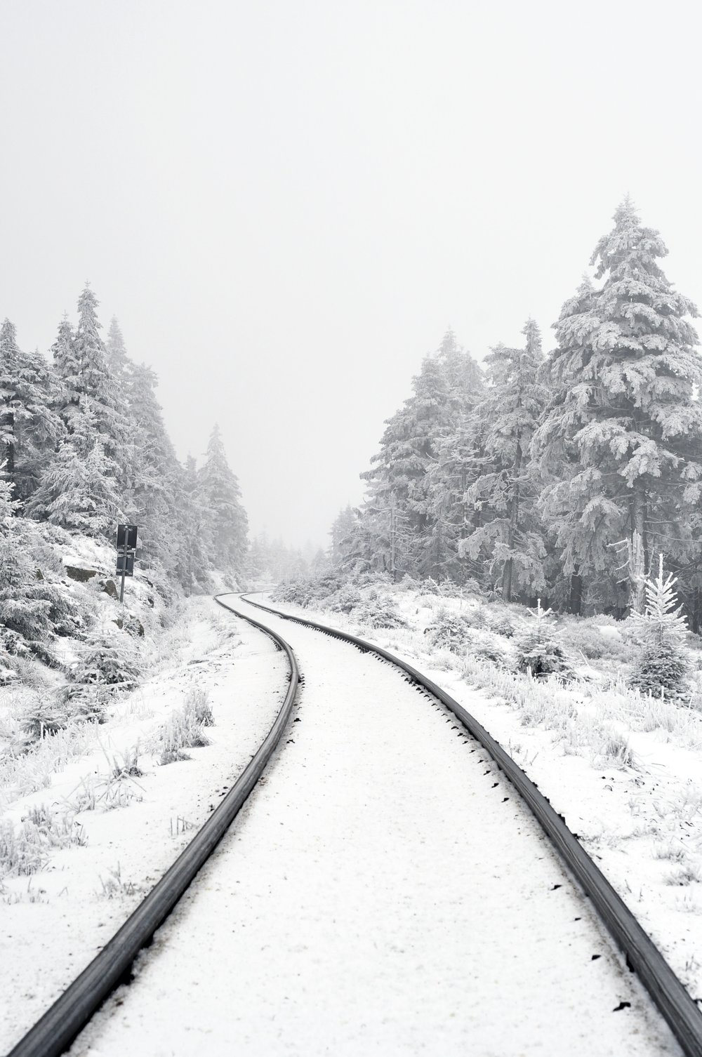 There's a winter wonderland out there, so why not go and explore it?