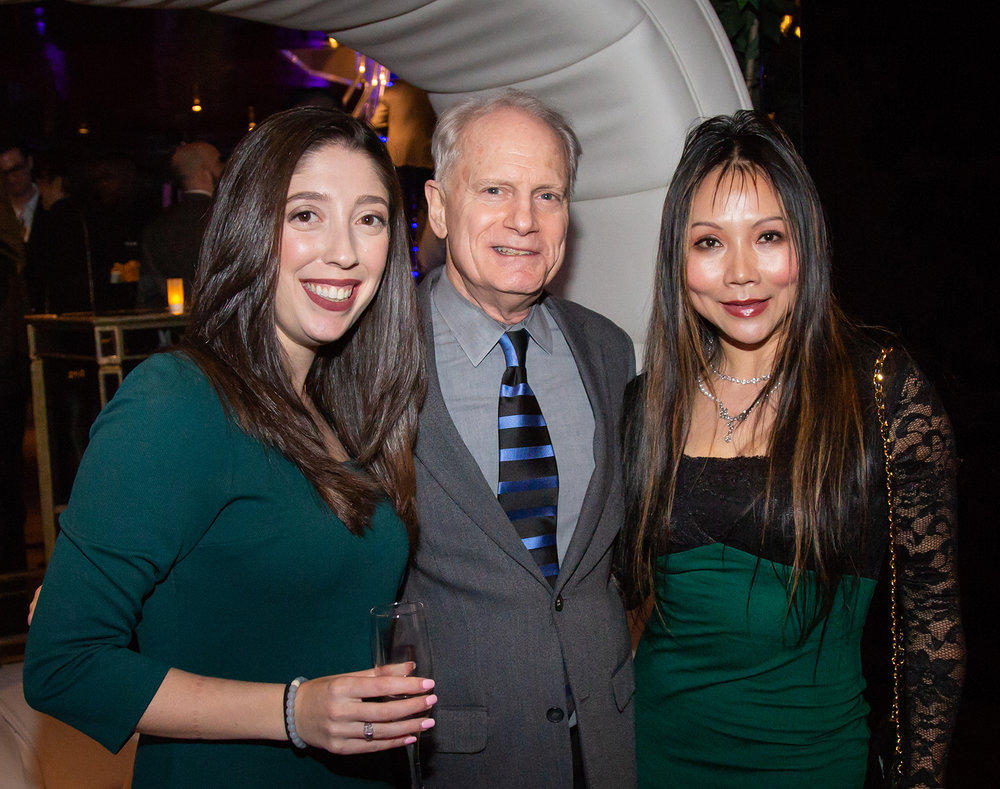 Joanna Penny, Robert Adler, Victoria Rong Kennedy