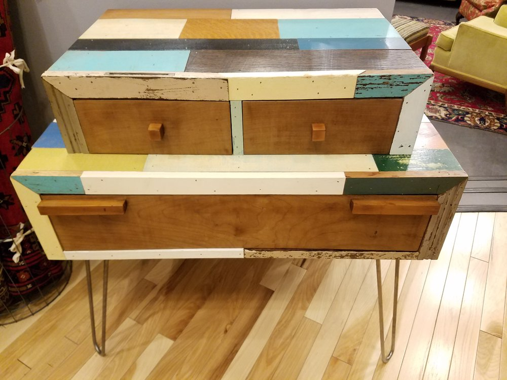 Puzzle Drawers