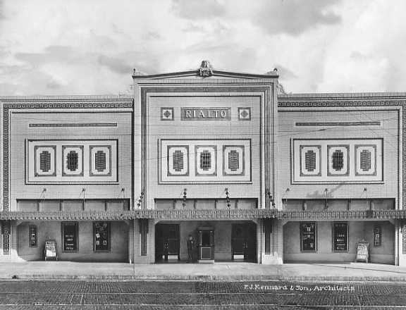 Designed by Francis J. Kennard of Kennard & Son, who was also behind the designs of The Floridian Hotel, The Biltmore Hotel, and the Clearwater Public Library.