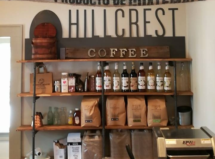 Sourced from    Hillcrest Coffee