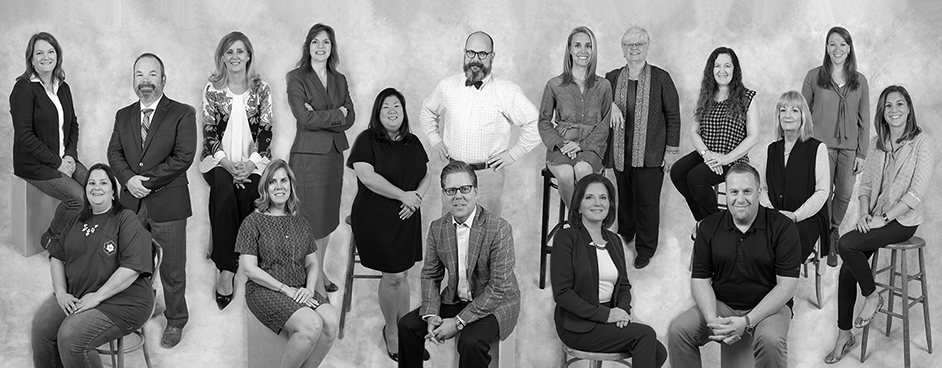 The Moody Innovation Institute's Design Team