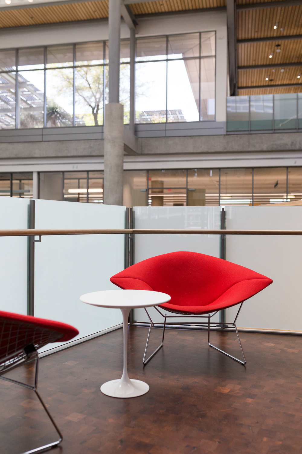 Impeccable design is one of the cornerstones of the Central Library.
