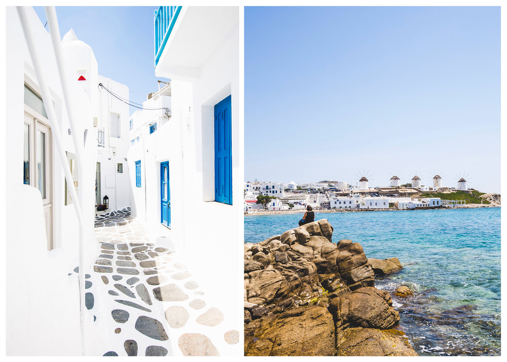 Blog: All in the Details - Mykonos, Cyclades, Greece