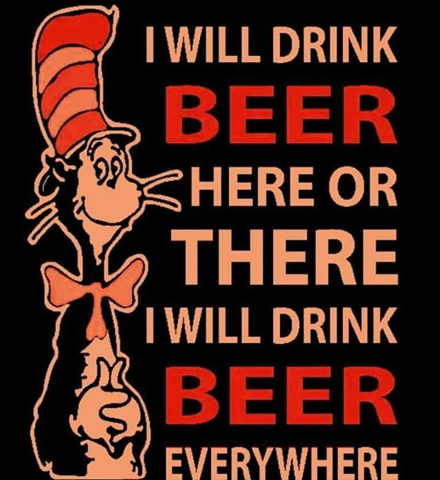 Well if Dr. Seuss says so...