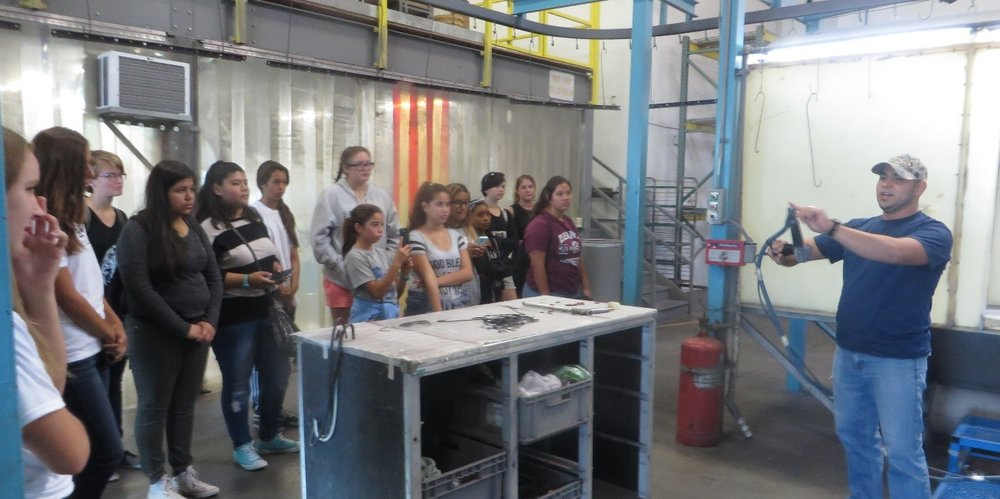 STEM-Equity Tours    Learn More