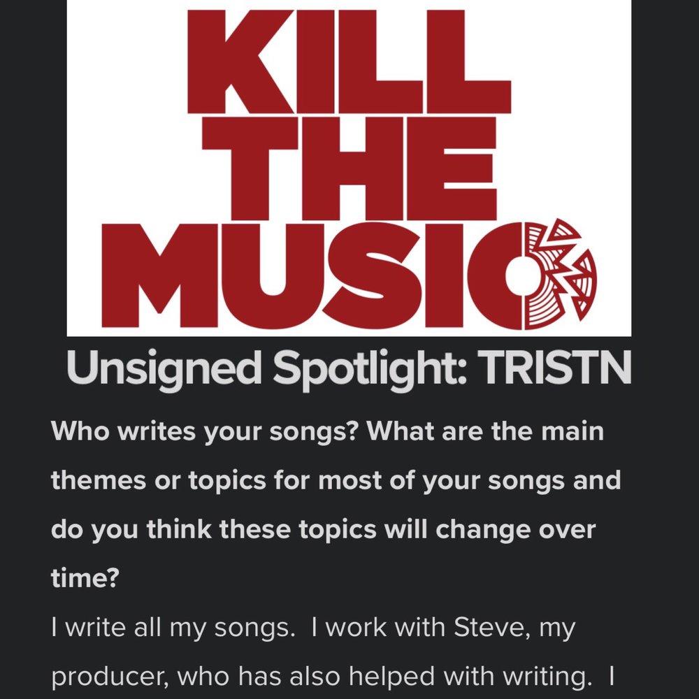 KILL THE MUSIC -