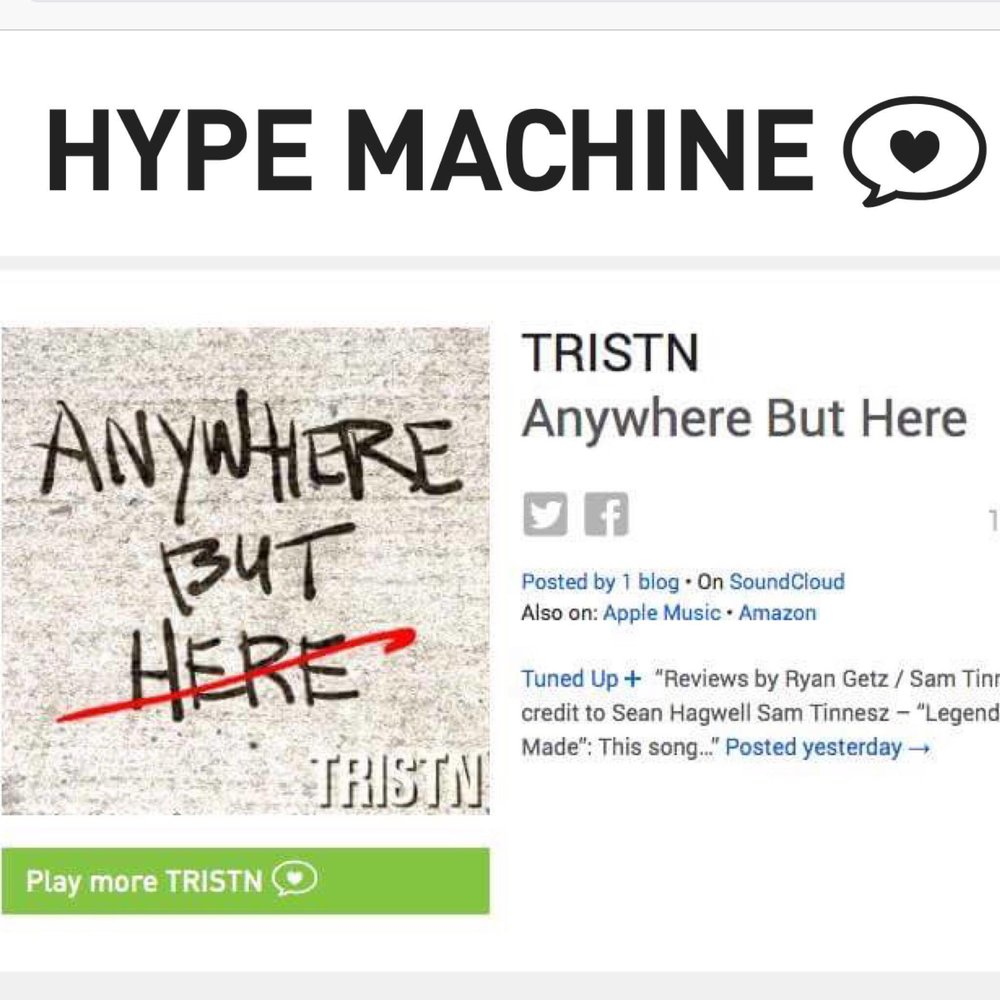 HYPE MACHINE  -