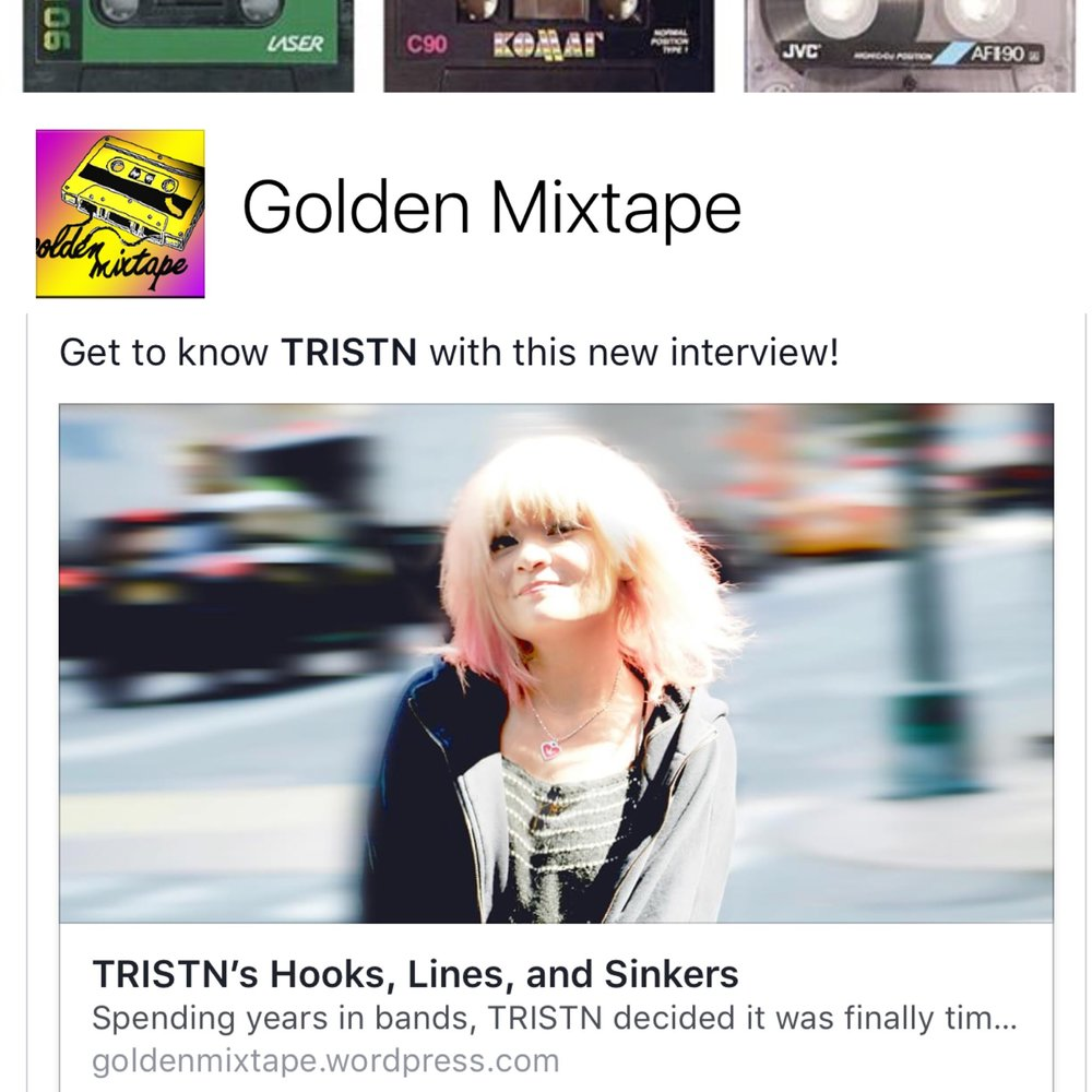 GOLDEN MIXTAPE INTERVIEW - AUGUST 14, 2017BY KENDRA