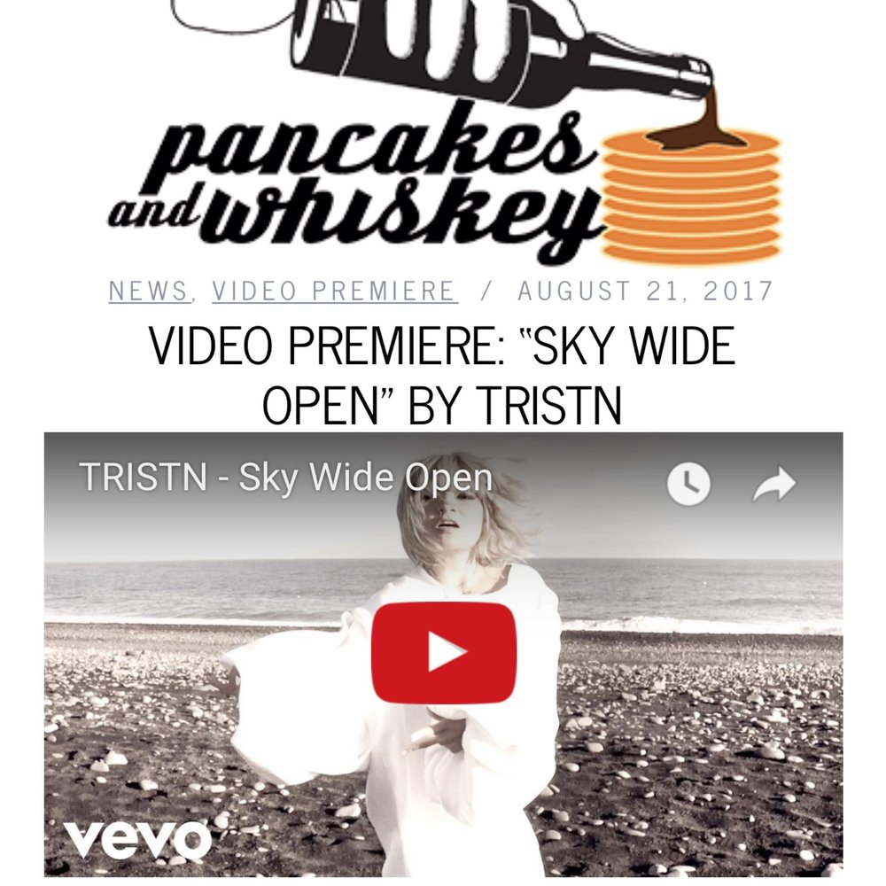 PANCAKES AND WHISKEY - VIDEO PREMIERE by OLIVIA ISENHART