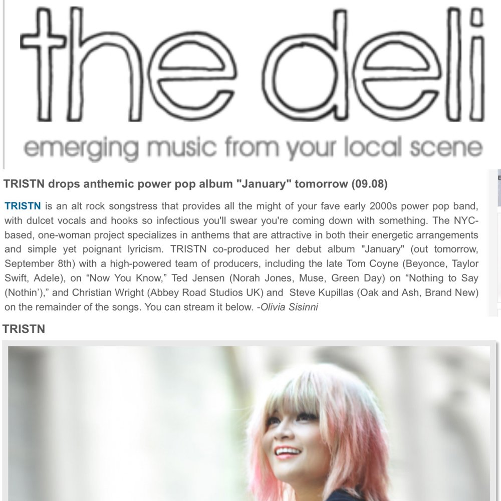 THE DELI MAGAZINE -