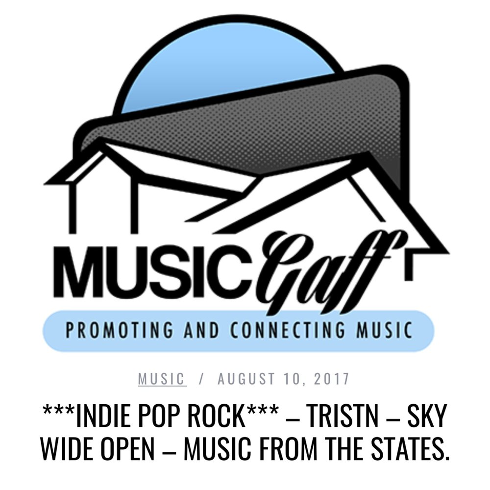 MUSIC GAFF - August 10, 2017(CLICK IMAGE TO READ MORE)