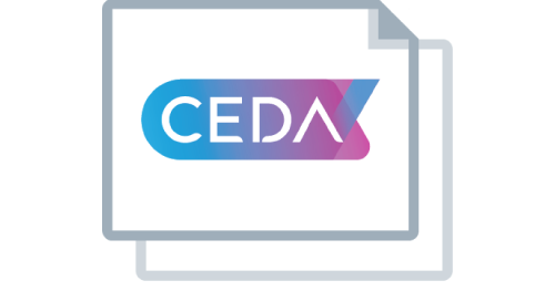 Downloadable CEDA brochure available here.