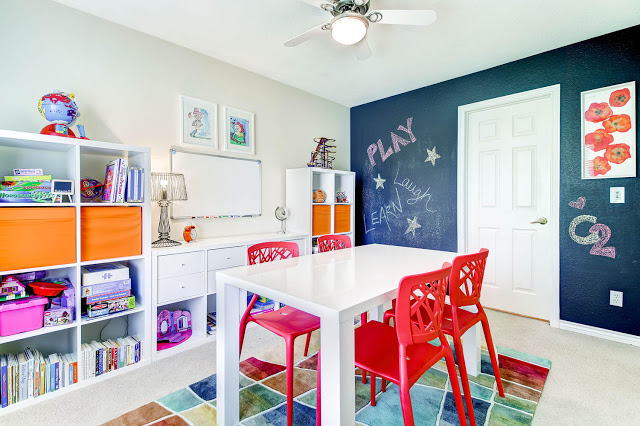 Growing Up, The Minds Of Kids Often Dream Of Having Their House Be  Considered A U0027cool Houseu0027. Meet The Family That Now Has The Coolest  Playroom And Bedroom ...