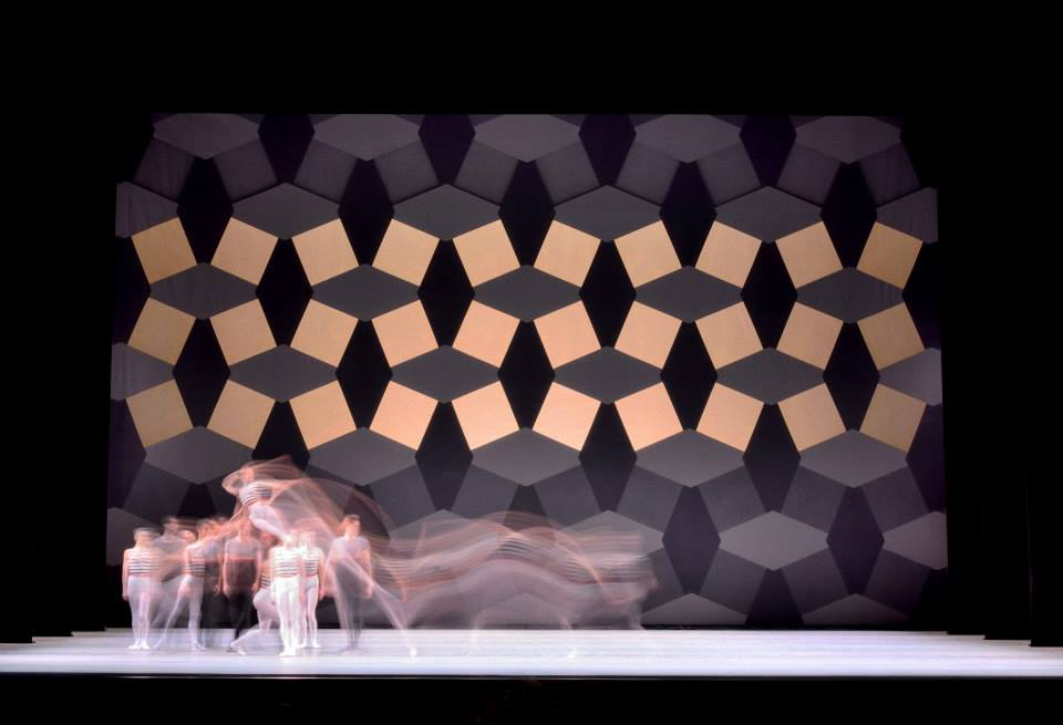 "JUSTIN PECK'S ""EVERYWHERE WE GO"" NEW YORK CITY BALLET (2014)"