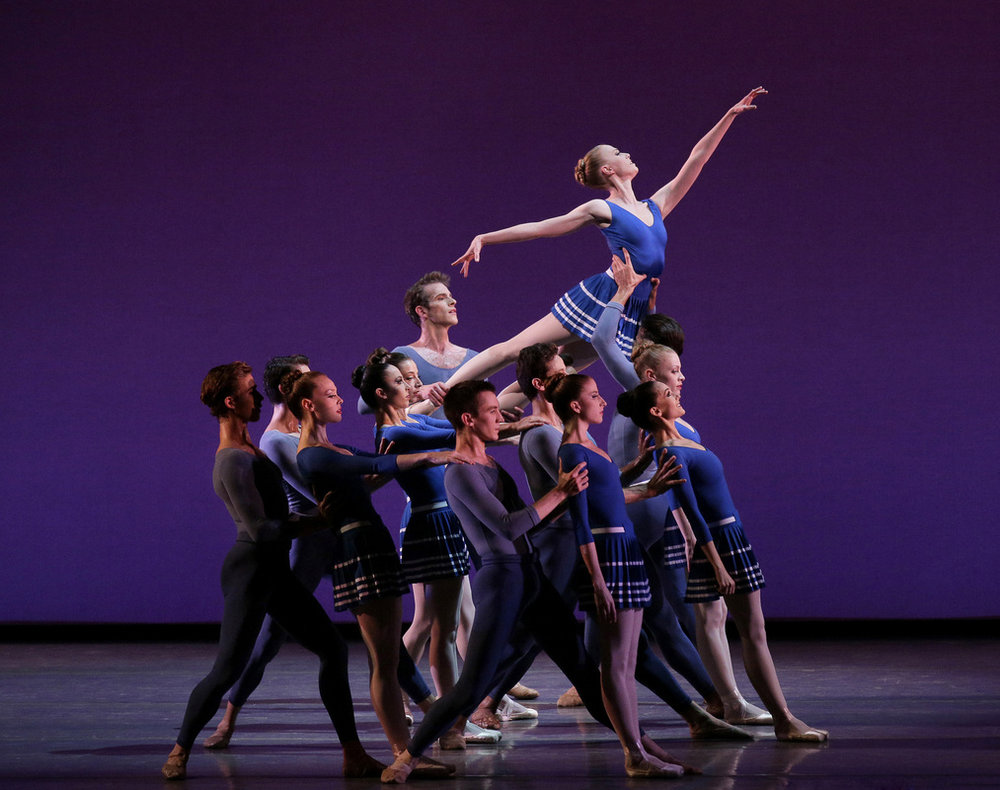 "JUSTIN PECK'S ""YEAR OF THE RABBIT"" NEW YORK CITY BALLET"