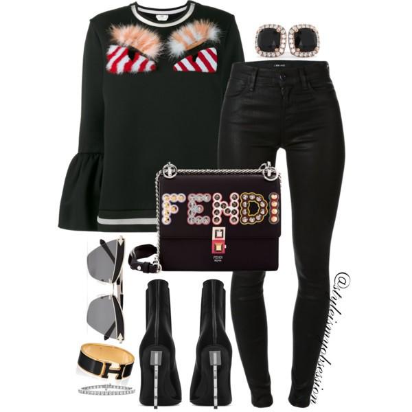Style Inspiration Monster's Ball Fendi Sweatshirt J Brand Jeans Saint Laurent Opyum Boots Fendi Kani I Bag.jpg