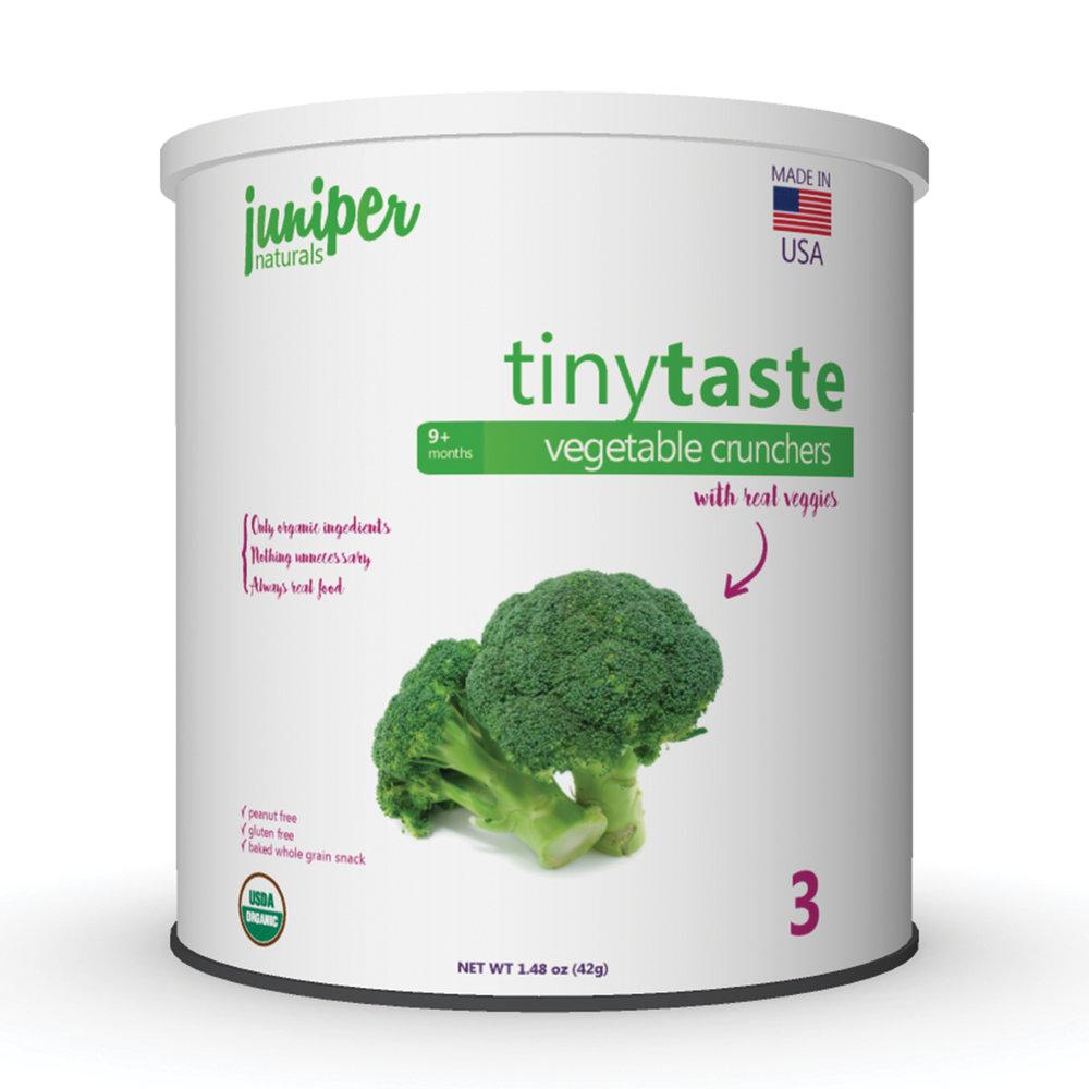 Juniper Naturals vegetable crunchers
