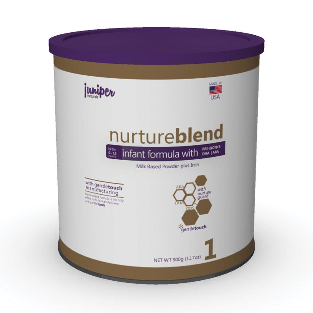 Juniper Naturals infant formula
