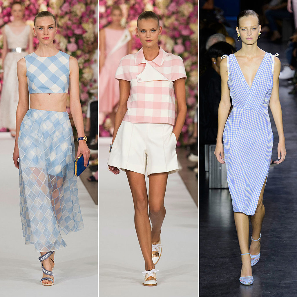 Gingham-Spring-2015-Runway-Fashion-Week-Trend