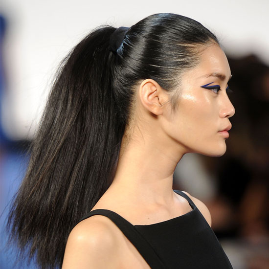 Ponytail-Ideas-From-New-York-Fashion-Week
