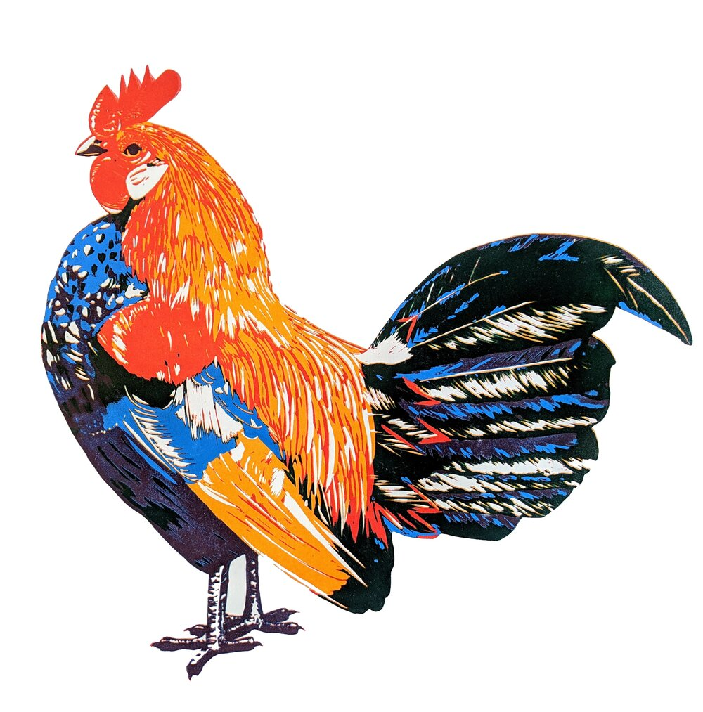 Rooster, 2018