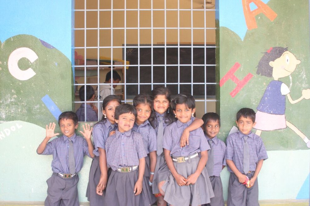 The Shema School, India