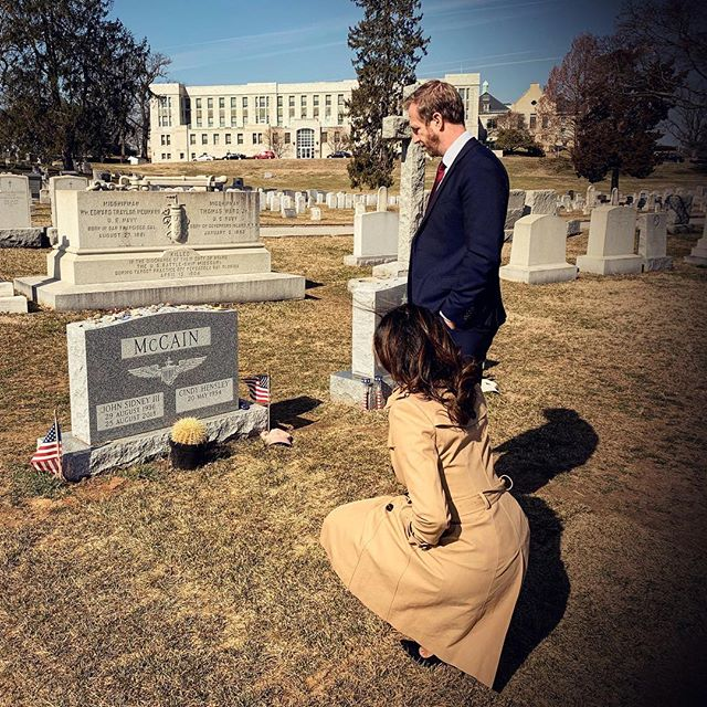 We visited the final resting place of patriot Senator John McCain while at the U.S. Naval Academy. Sen. McCain was a true statesman and he embodied everything that is best of America. He fiercely loved our country and demonstrated true servant leadership. We owe him a lifetime of gratitude. Jake Harriman also graduated from the Naval Academy and was invited to give a speech at the Vice Admiral James B. Stockdale Center for Ethical Leadership. It was a true honor and I hope to be able to see a recording of it because his passion moved me to tears. I am so blessed to love and be loved by a man who inspires me every single day.