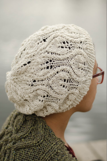 Foliage Lace Hat