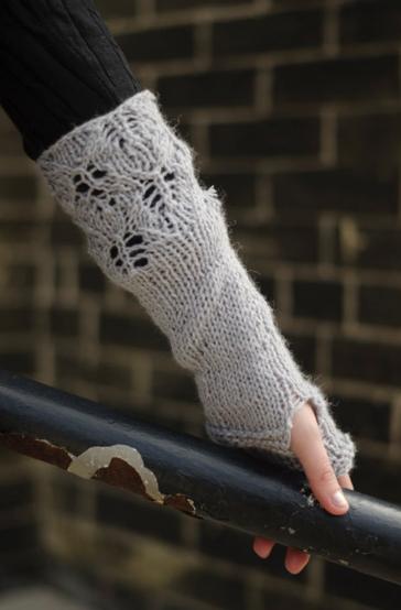 Fern Lace arm Warmers